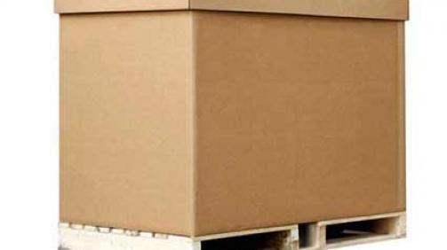 Cardboard-pallet-boxes